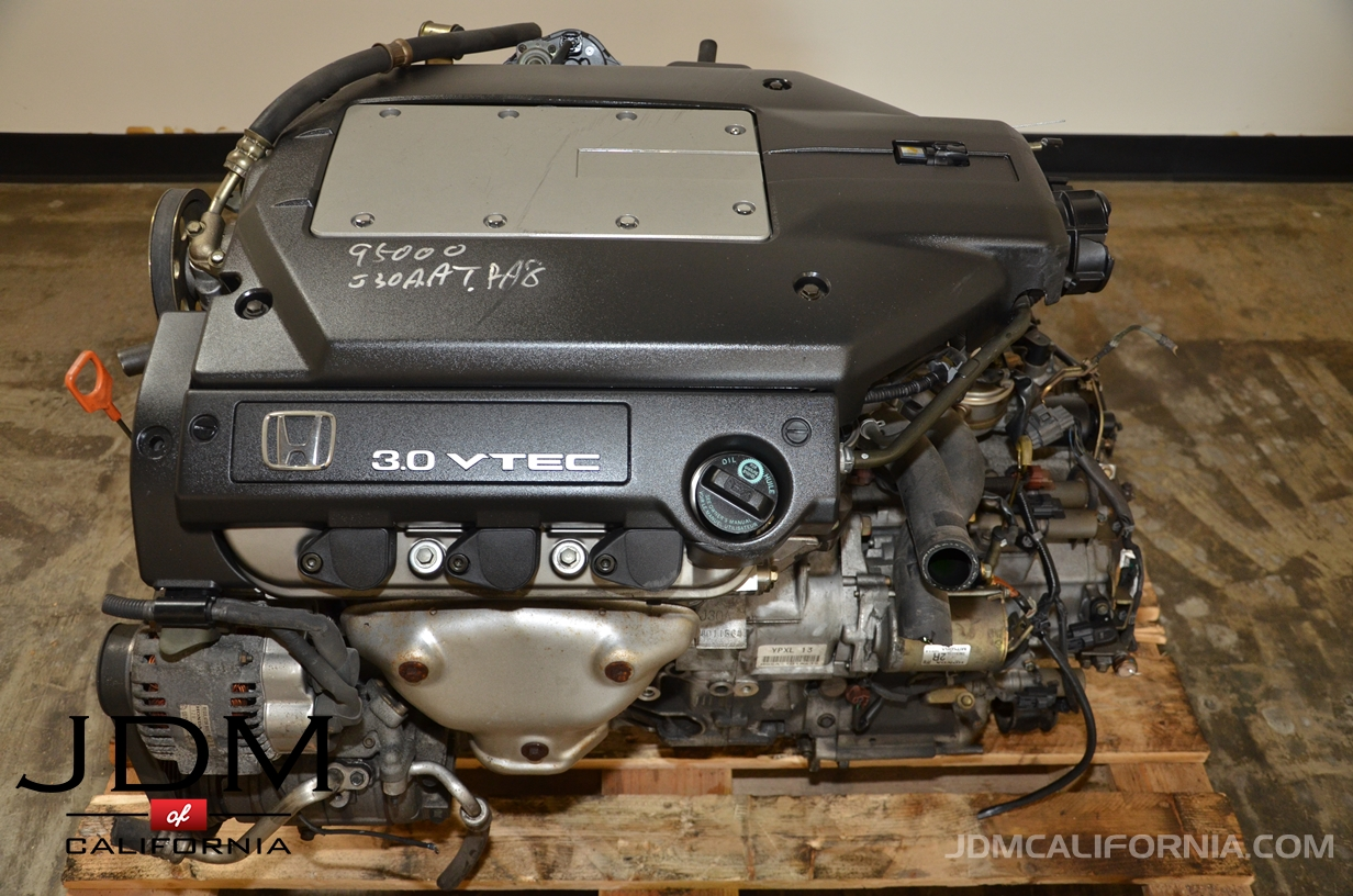 Jdm Honda Accord V6 J30a Engine 1998 2002 Of California 1999 Valve Cover Gasket Dsc 0505
