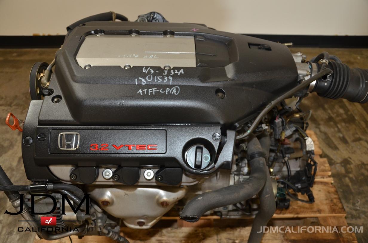 JDM JA ACURA TL TYPE S ENGINE JDM Of California - Acura cl type s performance parts