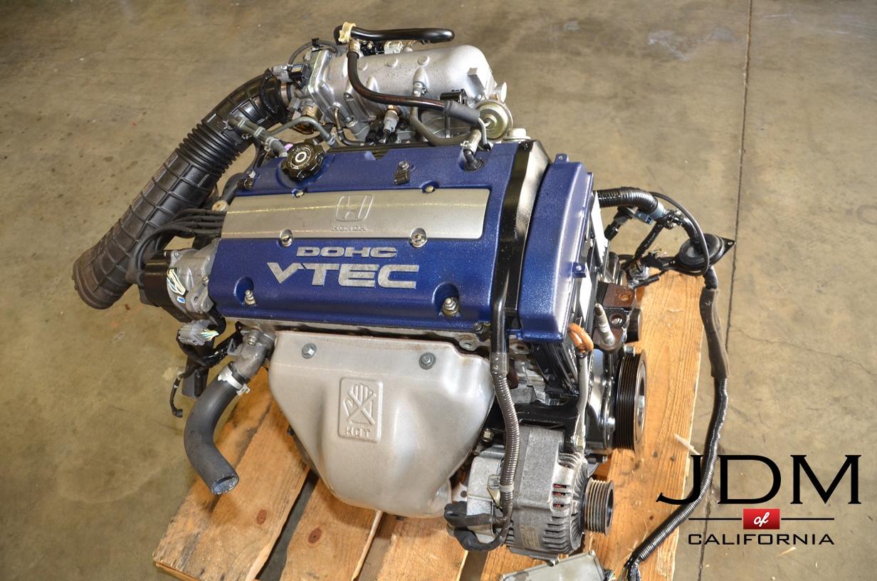 Jdm Honda H23a Engine Only Jdm Of California