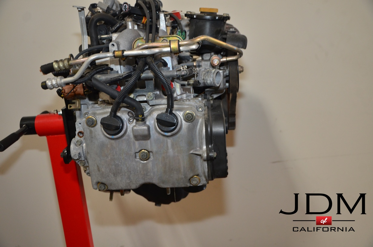 Jdm Subaru Ej20 Non Turbo Sohc Engine 99 04 Jdm Of
