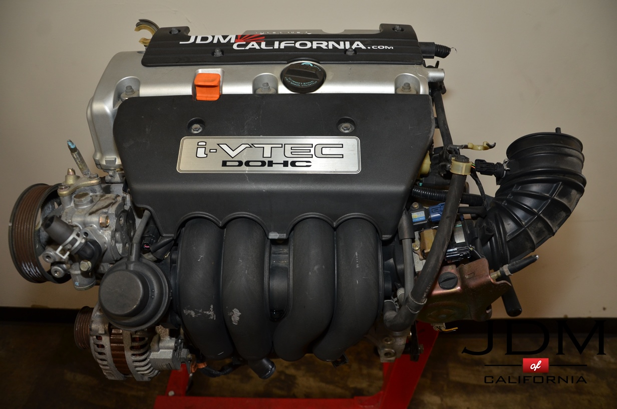 JDM ACURA RSX KA ENGINE ONLY JDM Of California - Acura rsx engine