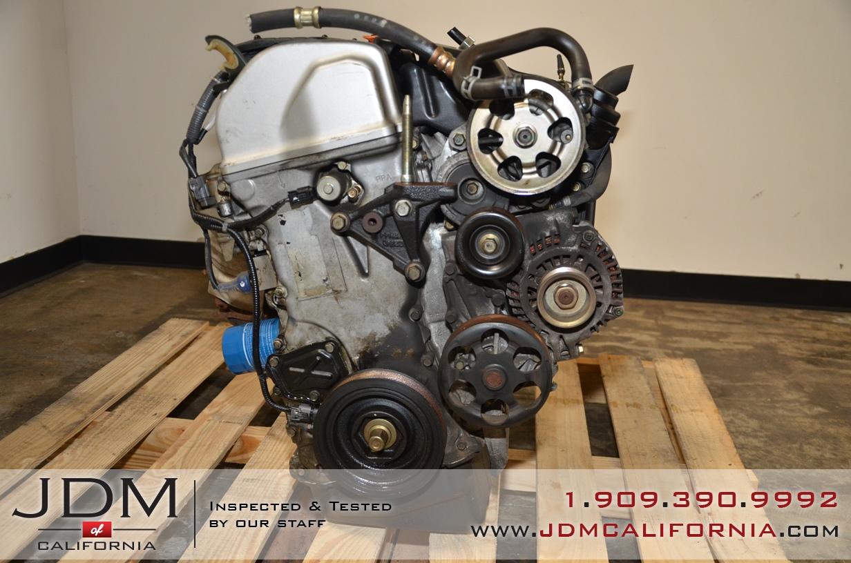 Jdm K24a For Honda Cr V 2002 06 Honda Accord 2 4l 4cyl I