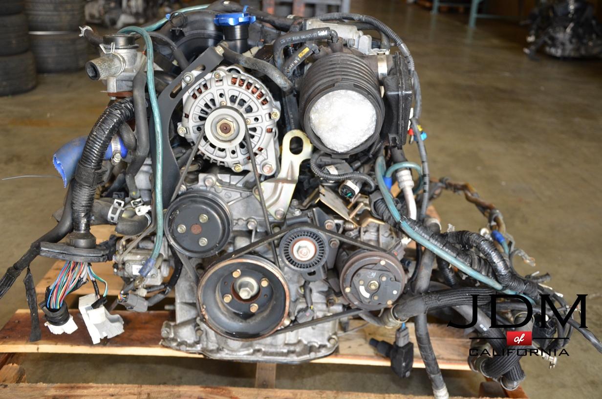 Jdm Mazda Rx 8 13b 6 Port Motor With 6spd Transmission
