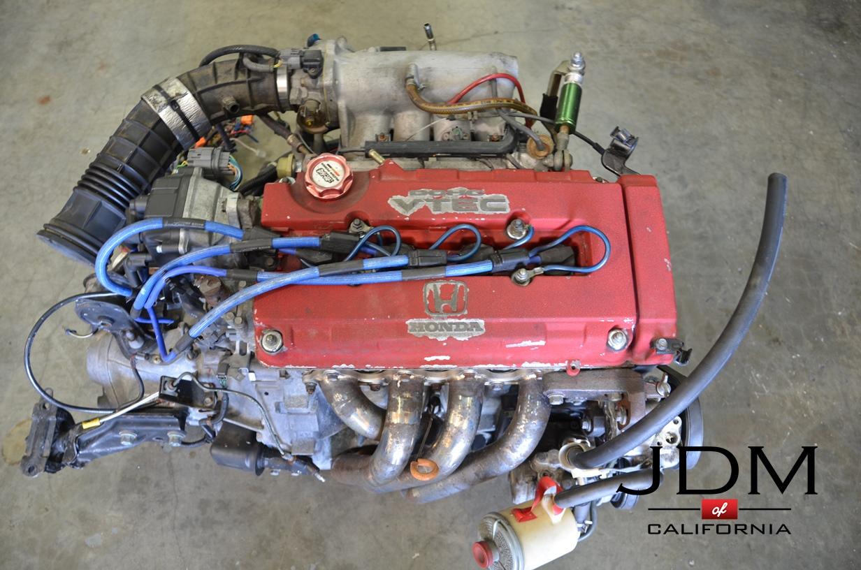 JDM Honda Integra B18C Type R 96-97 Complete Swap   JDM of California