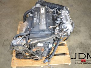 JDM Honda Prelude 92 96 H22A Engine With Manual Transmission
