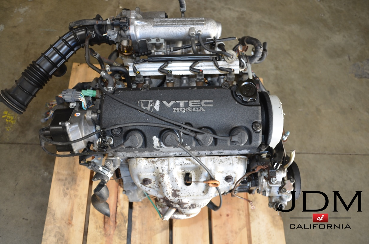 JDM Honda Civic 1992-95 D15B Sohc VTEC Engine | JDM of California