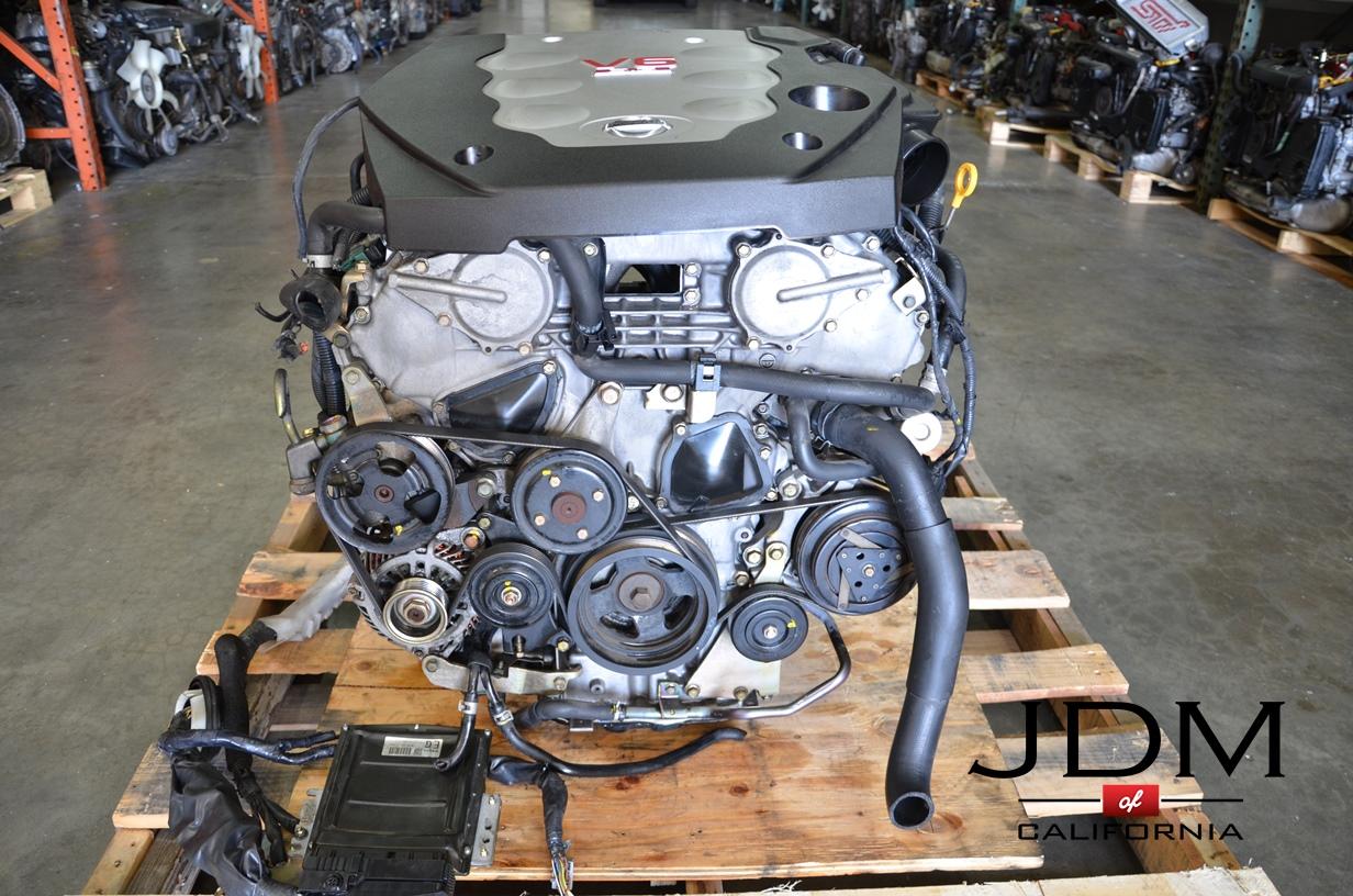 Jdm Vq35de For Infiniti G35    Nissan 350z 3 5l V6 Engine