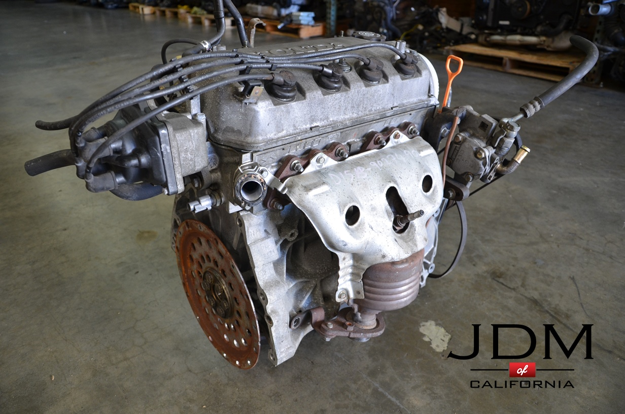 JDM Honda Civic 1992 2000 D15B Non Vtec ENGINE Replacement For D16y7 | JDM  Of California