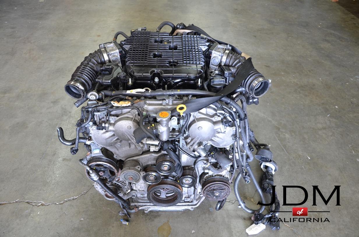 Jdm Vq37vhr For Infiniti G37    Nissan 370z 3 7l V6 Engine