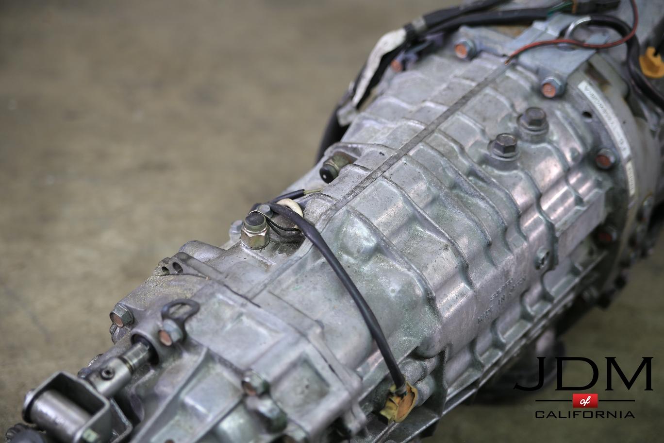 JDM Subaru Wrx Sti 2004-2005 6 Speed Manual Transmission   JDM of California