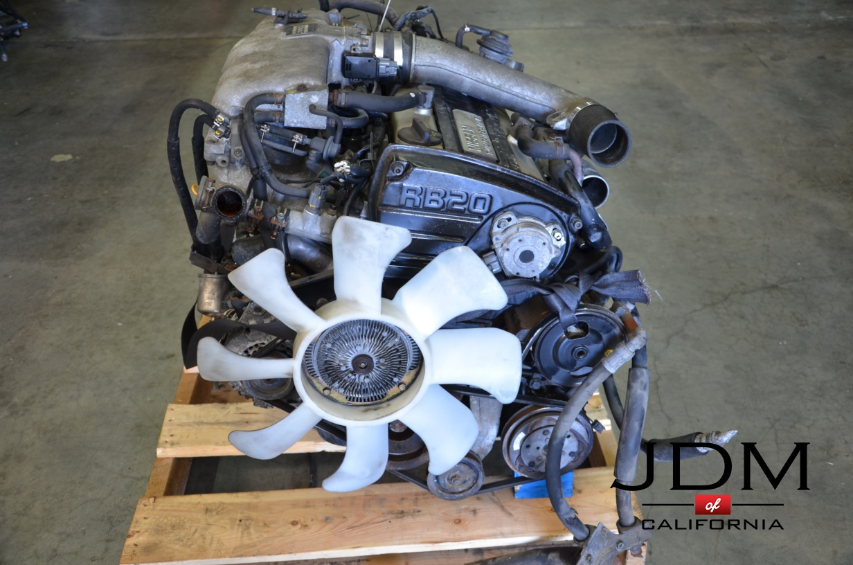 Jdm Rb20det Engine With Manual Transmission R32 Nissan Skyline Gtst Rb20 Wiring Harness Of California