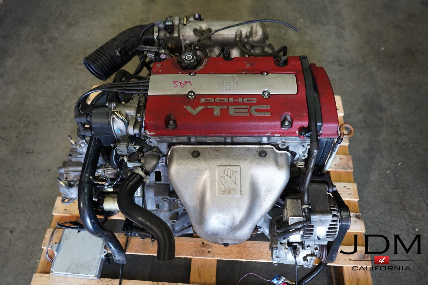 JDM HONDA H22A EURO R COMPLETE ENGINE WITH 5SPD LSD TRANSMISSION on dodge sprinter engine harness, suspension harness, oem engine wire harness, hoist harness, engine harmonic balancer, engine control module, bmw 2 8 engine wire harness,