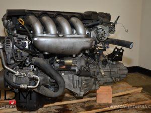 JDM TOYOTA CELICA 2ZZ ENGINE WITH 6SPD TRANSMISSION
