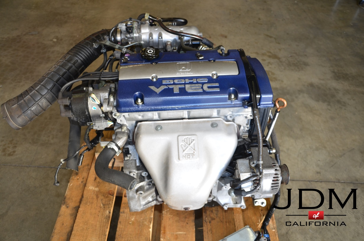 JDM HONDA H23A ENGINE ONLY on