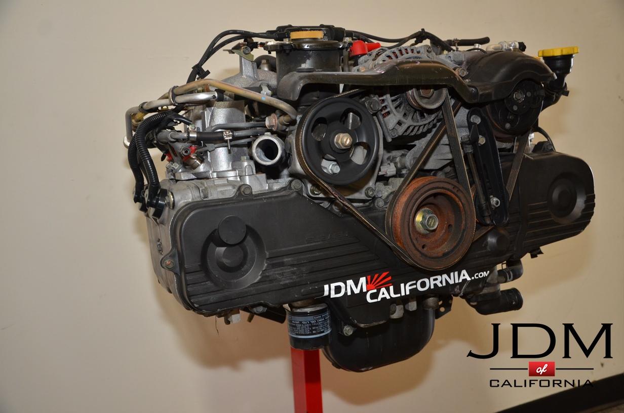 JDM SUBARU EJ20 NON TURBO SOHC ENGINE 99 - 04