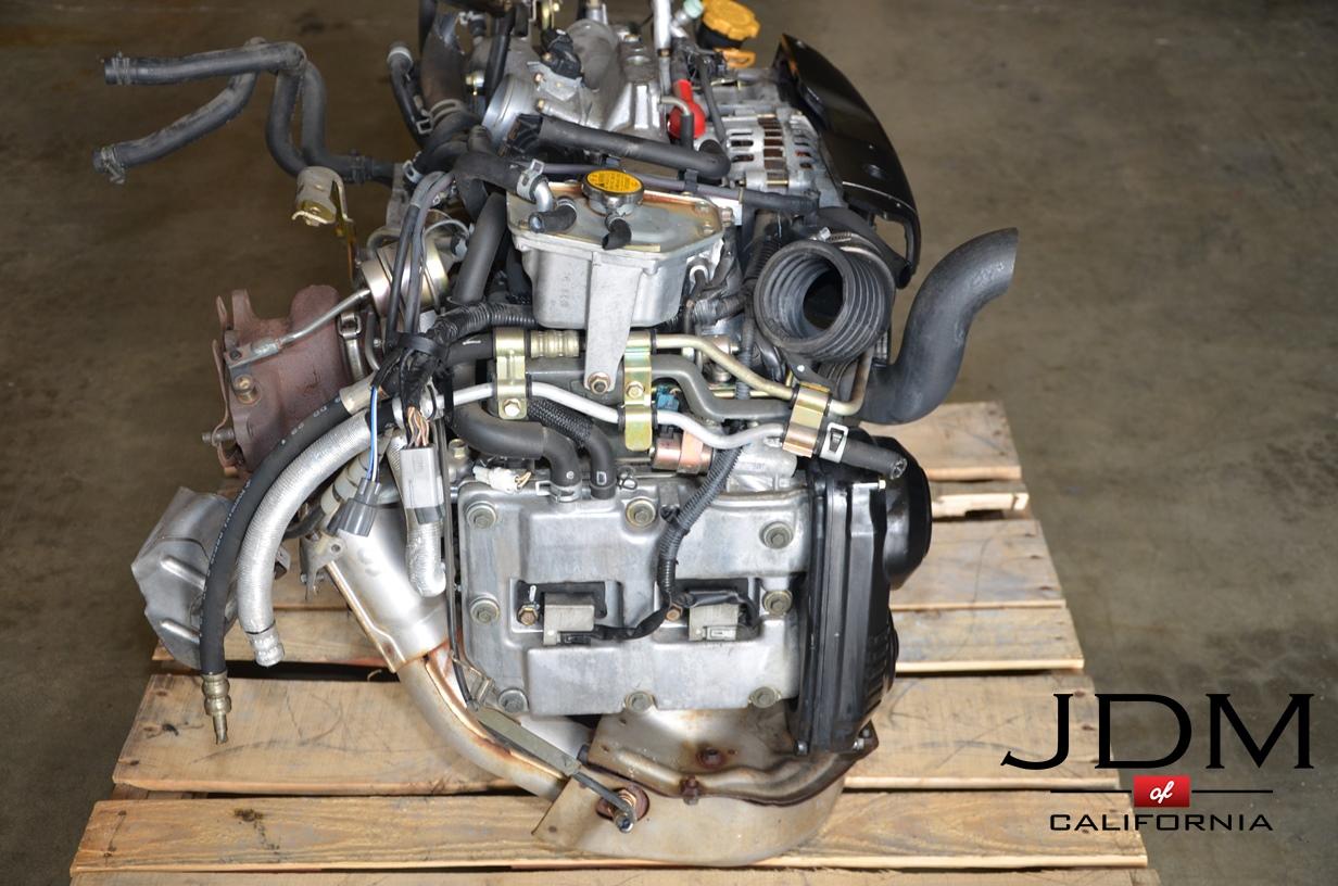 JDM EJ205 SUBARU WRX / FORESTER 2002-2005 EJ20 DOHC TURBO ENGINE AVCS