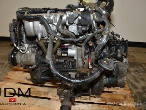 JDM MITSUBISHI 4G63T ENGINE SWAP