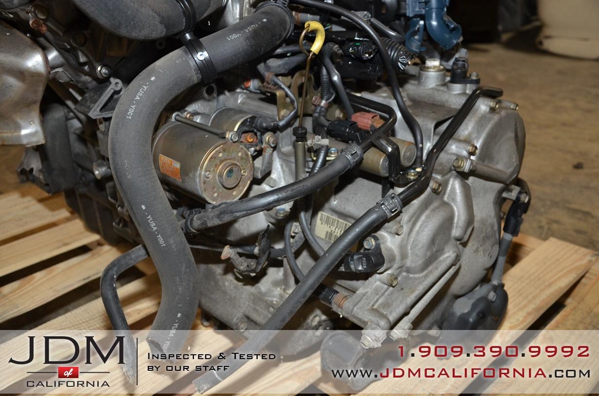 JDM ENGINE FOR HONDA ODYSSEY / ACURA MDX