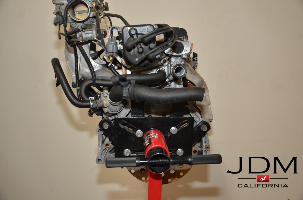 JDM B20B ENGINE Low Comp. Honda B Wiring Harness on