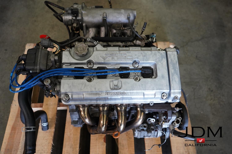 JDM Honda Integra B18C Type R 98 Spec Engine Only