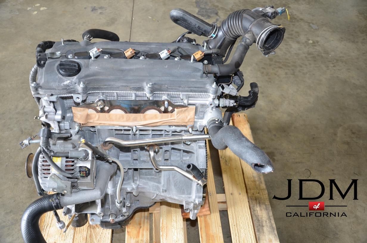 JDM TOYOTA CAMRY 00-09 / Toyota Solara 2 4L/ HighLander/ Scion 2AZ 2 4L  ENGINE
