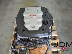[SCHEMATICS_43NM]  JDM VQ35DE For Infiniti G35 / Nissan 350Z 3.5L V6 Engine 03-04 ** ALSO FITS  2005 DE VERSION ** – JDM of California | 03 350z Engine Electrical Parts Diagram |  | JDM of California