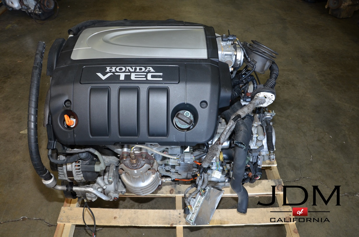 Jdm Honda J35a Engine For Acura Rl Awd Acura Tl Type S 3 5l Vtec 2005 2008 Jdm Of California