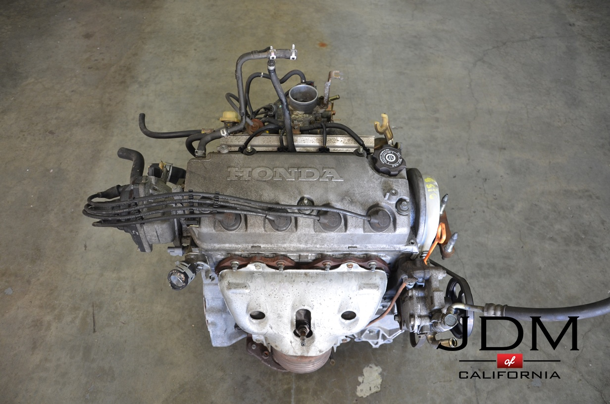 Surprising Jdm Honda Civic 1992 2000 D15B Non Vtec Engine Replacement For D16Y7 Wiring Cloud Hisonuggs Outletorg
