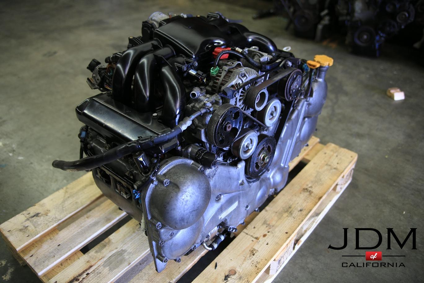 JDM EZ30D 3 0L H6 Engine For Subaru Legacy 03-09 / Subaru Outback 05-09 /  Subaru Tribeca 2006-2007