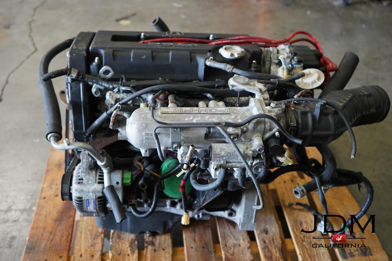 JDM B16A SIR OBD0 First GEN Engine Only Jdm B A Wiring Harness on